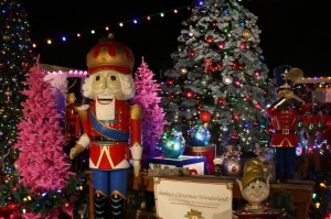 Farley's Christmas Wonderland in Santa Cruz