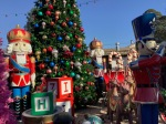 Farley's Christmas display, Santa Cruz, Ca