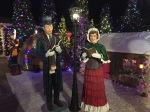 Farley's Christmas carolers
